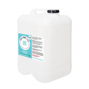 Our Home Life Hand Wash 25L Drum Label